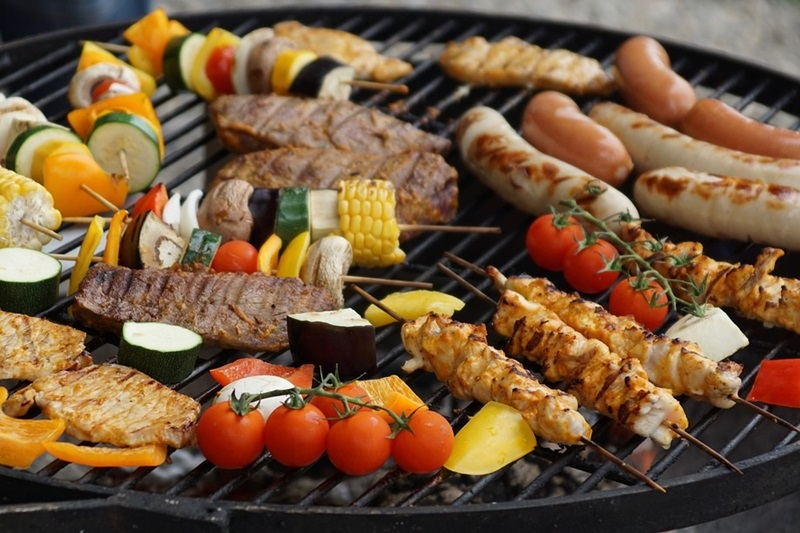 Health Benefits of Grilling Foods