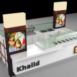 3 Useful Tips on Design & Manufacture Food Kiosk in Mall