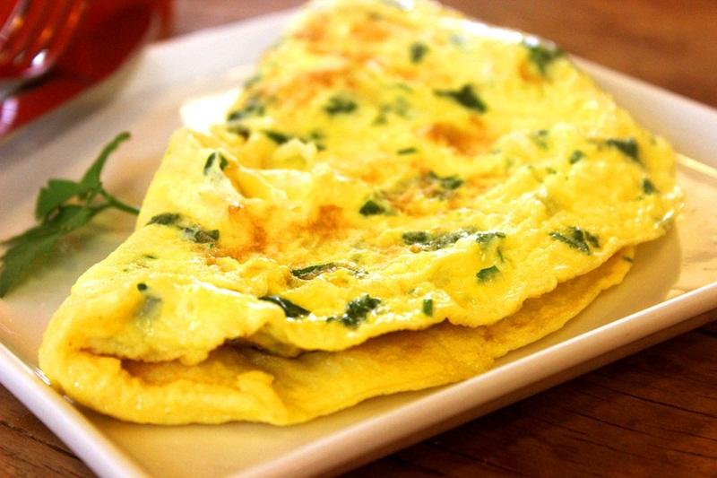 Sri Lankan Omelette