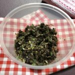 Garlic, Curry Leaves and Goraka Paste