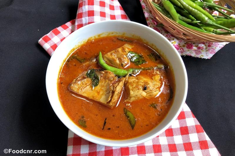 canned tuna curry
