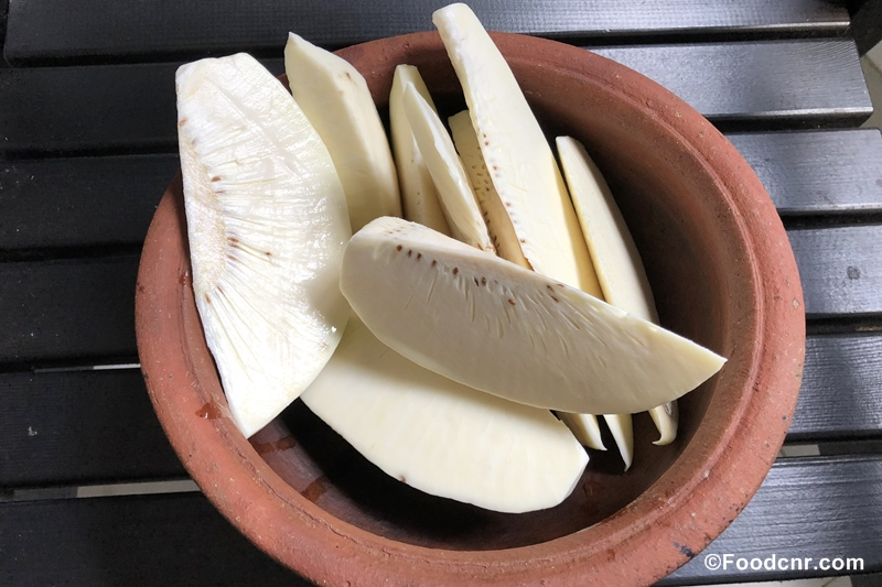 How to cook breadfruit