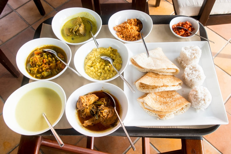Best Dishes of Sri Lanka