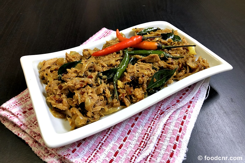 Canned Tuna Stir Fry