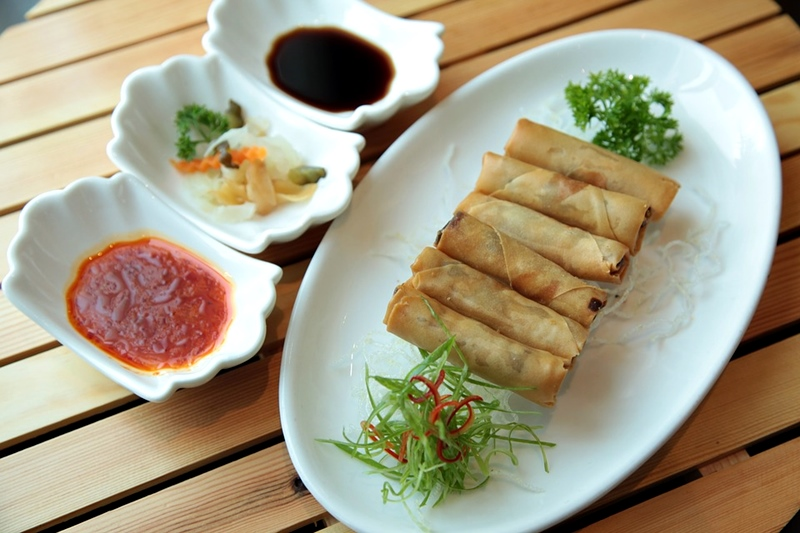 Oriental Side Dishes