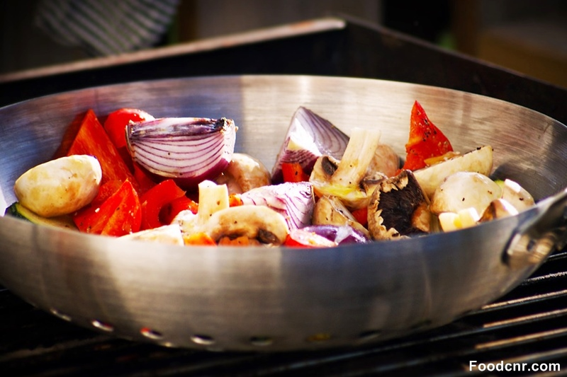 How to Make Grilled Vegetables