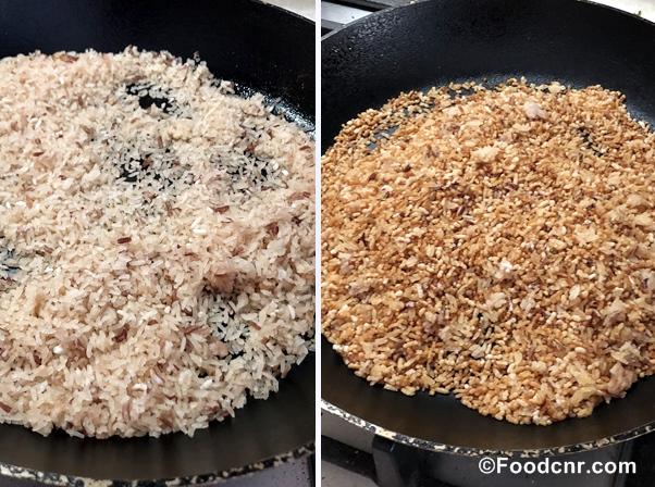 rice balls (Bath aggala)