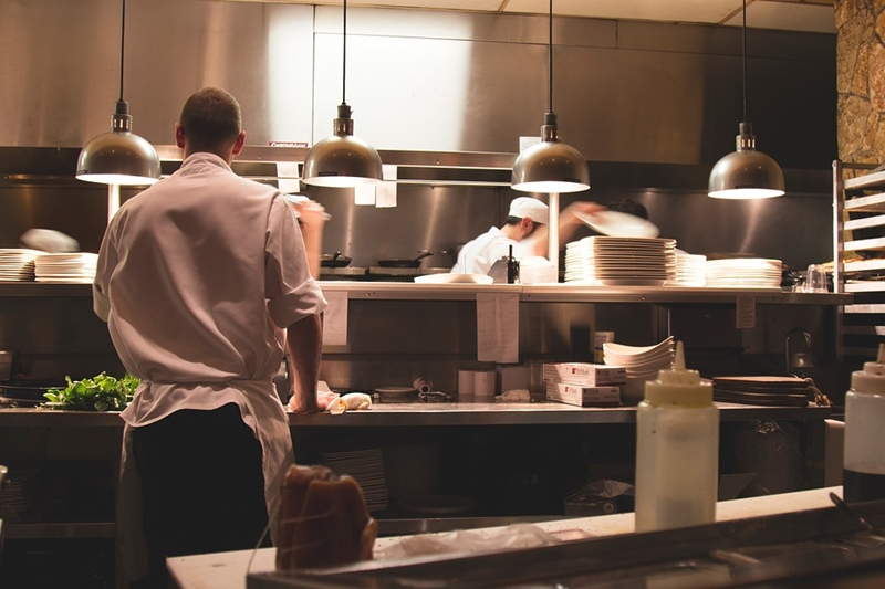 Essential Restaurant Kitchen Equipment List
