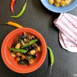 Karawala Thel Dala (Sri Lankan Dried Fish Fry)