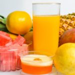 The Health Benefits of Blended Fruit Juice