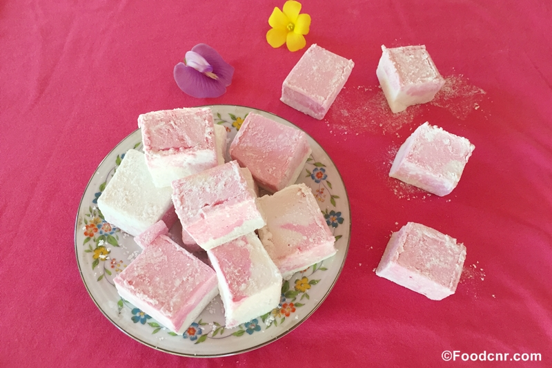 Home made Marshmallow Recipe