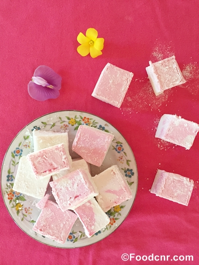 Marshmallow Recipe without corn syrup