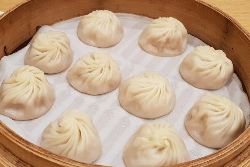 Indian Momos dumplings