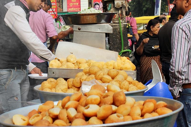 Must eat Indian Street Food