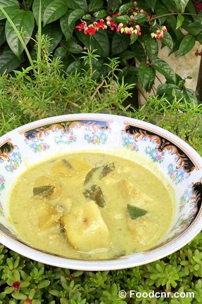 Taro Curry