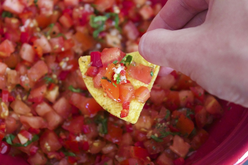 Food You Can Eat With Salsa