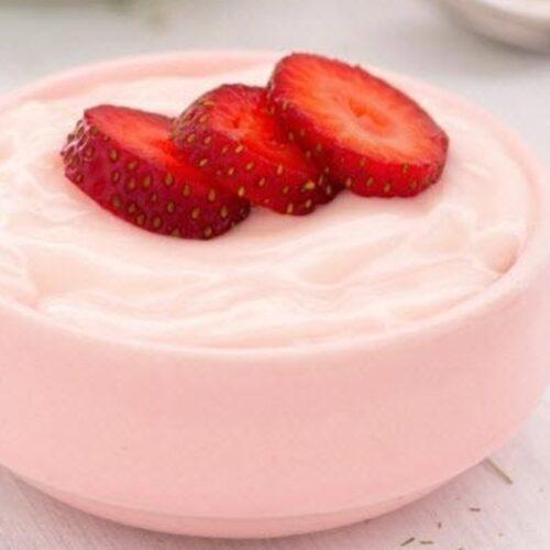 Strawberry Chocolate Greek Yogurt