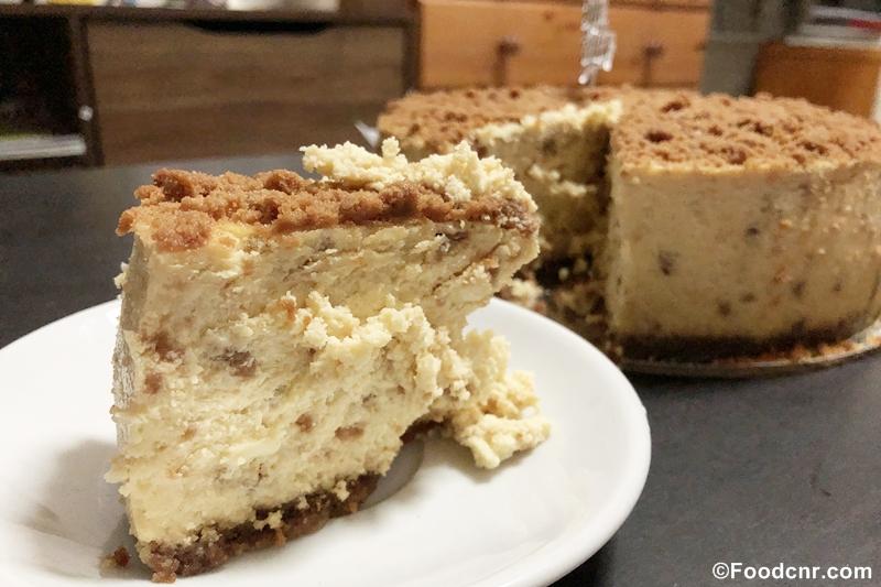 Premium Biscoff Cheesecake