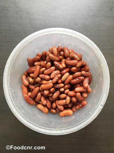 Red Kidney Beans soaked